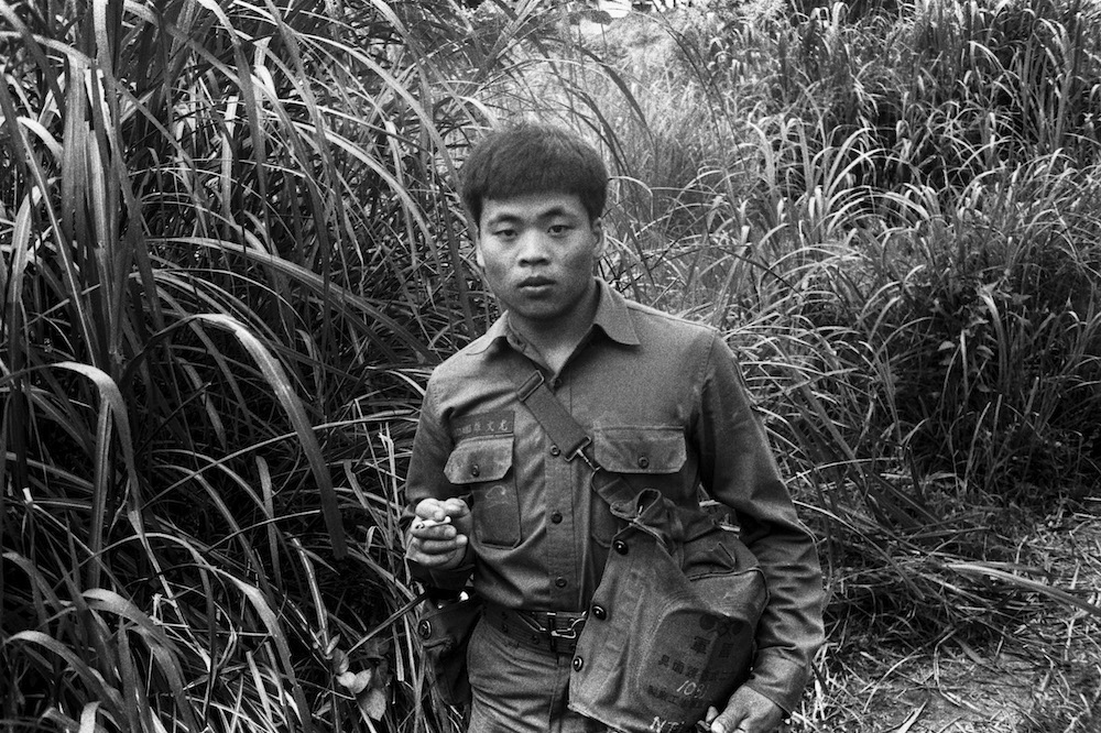 22. Private First Class You Wen-xiong in Guanxi, Hsinchu, in February of 1993